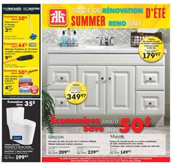 Home Hardware deals in the Laval flyer