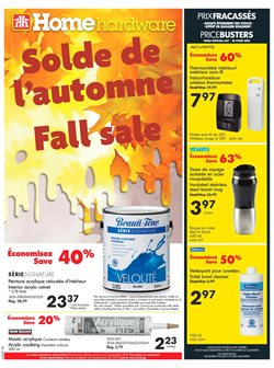 Home Hardware deals in the Quebec flyer