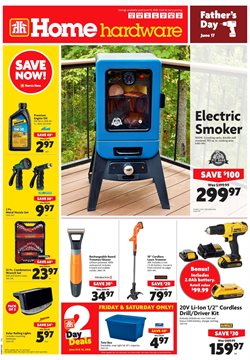 Home Hardware deals in the Vancouver flyer