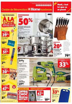 Home Hardware deals in the Montreal flyer