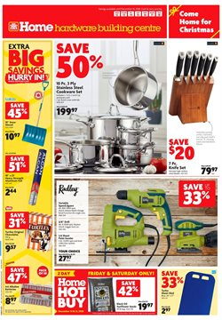 Home Hardware deals in the Cornwall flyer