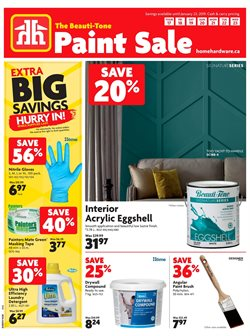 Home Hardware deals in the Ottawa flyer