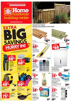 Home Hardware deals in the Moncton flyer