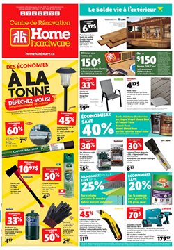 Home & furniture offers in the Home Hardware catalogue in Montreal