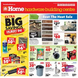 Garden & DIY offers in the Home Hardware catalogue in Toronto