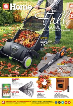 Garden & DIY offers in the Home Hardware catalogue in Milton
