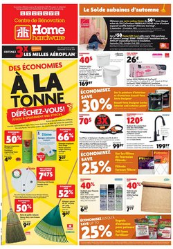 Garden & DIY offers in the Home Hardware catalogue in Montreal