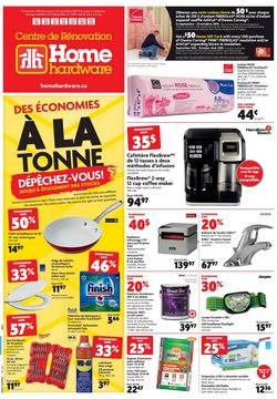 Home Hardware deals in the Saint-Georges flyer