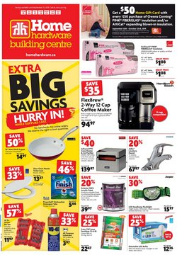 Home Hardware deals in the Edmonton flyer