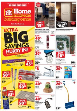 Home Hardware deals in the Toronto flyer