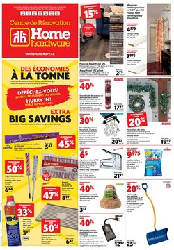 Garden & DIY offers in the Home Hardware catalogue in Drummondville