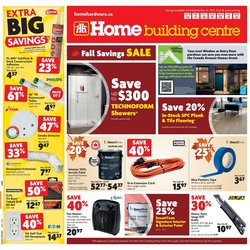 Home Hardware catalogue ( Published today)