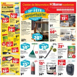 Home Hardware catalogue ( 1 day ago)