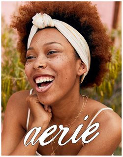 Aerie deals in the Montreal flyer