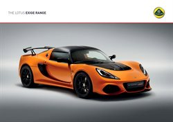 Automotive deals in the Lotus catalogue ( More than a month)