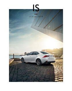 Lexus deals in the Toronto flyer