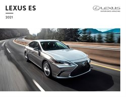 Lexus catalogue ( More than a month )