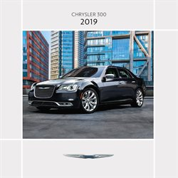 Chrysler deals in the Toronto flyer
