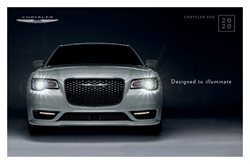 Automotive deals in the Chrysler catalogue ( More than a month)