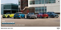 Mini deals in the Mini catalogue ( More than a month)
