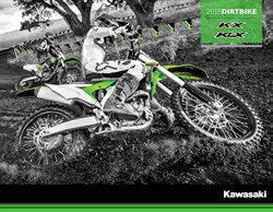 Kawasaki deals in the Montreal flyer
