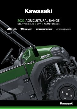 Automotive offers in the Kawasaki catalogue in Toronto ( More than a month )