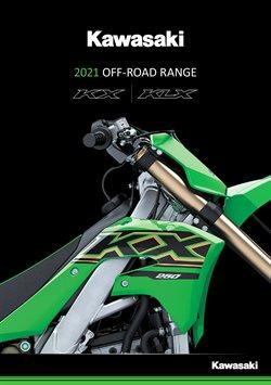 Kawasaki catalogue ( More than a month )