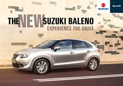 Suzuki deals in the Montreal flyer