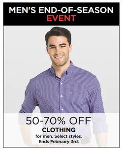 Kohl's deals in the Toronto flyer