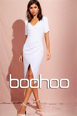 Boohoo deals in the Toronto flyer