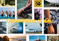 Quiksilver deals in the Vancouver flyer