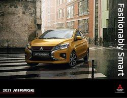 Mitsubishi catalogue ( More than a month )