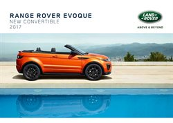 Land Rover deals in the Toronto flyer