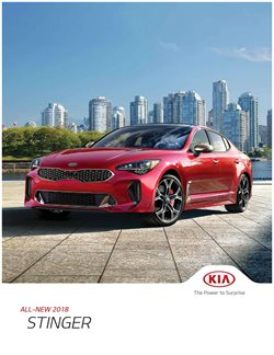 Cars, motorcycles & spares offers in the Kia catalogue in Sarnia