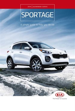 Kia catalogue ( More than a month )