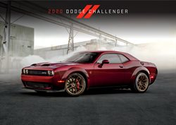 Dodge catalogue ( More than a month )