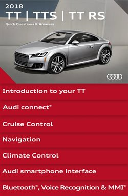 Audi deals in the Montreal flyer
