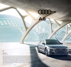 Cars, motorcycles & spares offers in the Audi catalogue in Chatham-Kent