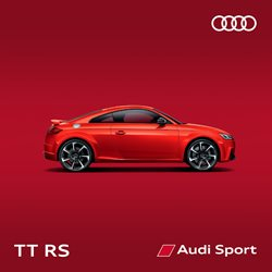 Automotive offers in the Audi catalogue ( More than a month )