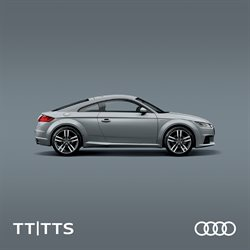Sales deals in the Audi catalogue ( More than a month)
