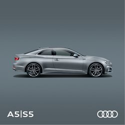 Audi catalogue ( More than a month)