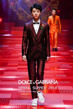 Luxury Brands offers in the Dolce & Gabbana catalogue in Toronto