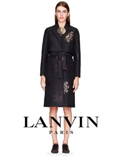 Luxury Brands offers in the Lanvin catalogue in Montreal
