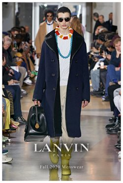 Luxury Brands offers in the Lanvin catalogue in Victoria BC ( More than a month )