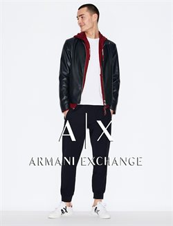 Armani Exchange catalogue ( Expired )
