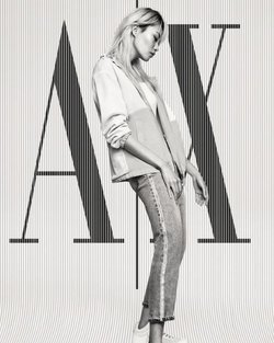 Luxury Brands offers in the Armani Exchange catalogue ( Expires tomorrow )