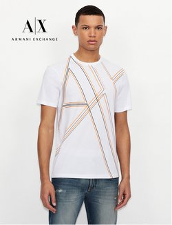 Luxury Brands deals in the Armani Exchange catalogue ( 11 days left)