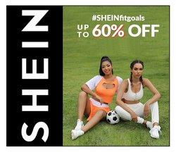 SheIn deals in the SheIn catalogue ( 15 days left)