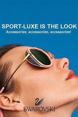 Luxury Brands offers in the Swarovski catalogue in London