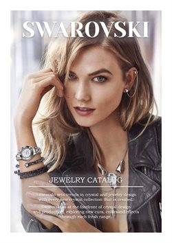 Luxury Brands offers in the Swarovski catalogue in Vernon